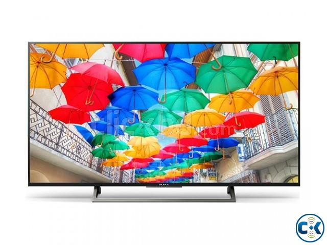 Sony 43 Inch 4K Ultra HD X8000E TRILUMINOS Android TV | ClickBD large image 2