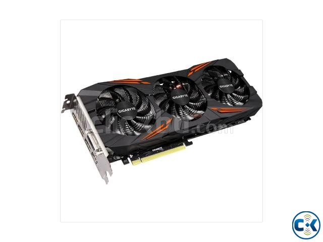 Gigabyte GeForce GTX 1070 Gaming 8GB DDR5 Graphics Card GV- | ClickBD large image 0