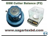 GSM Cutter Balance Package- 2