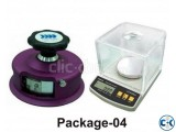 GSM Cutter Balance Package- 4