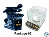 GSM Cutter Balance Package- 5