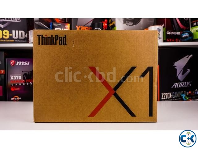 Brand New Thinkpad X1 Yoga 3RD 16 1024GB Intact | ClickBD large image 2