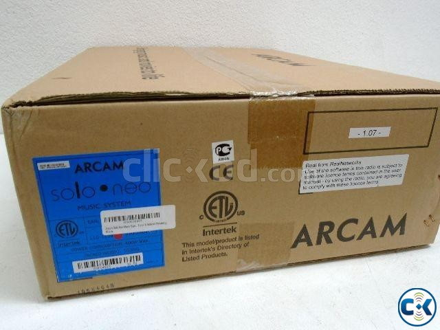 Arcam Solo Neo from UK | ClickBD large image 2