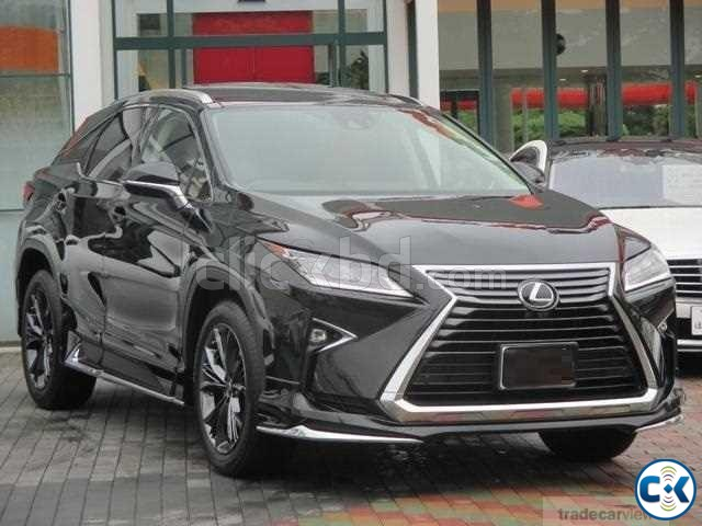 2017 LEXUS RX 200T For sale | ClickBD large image 0