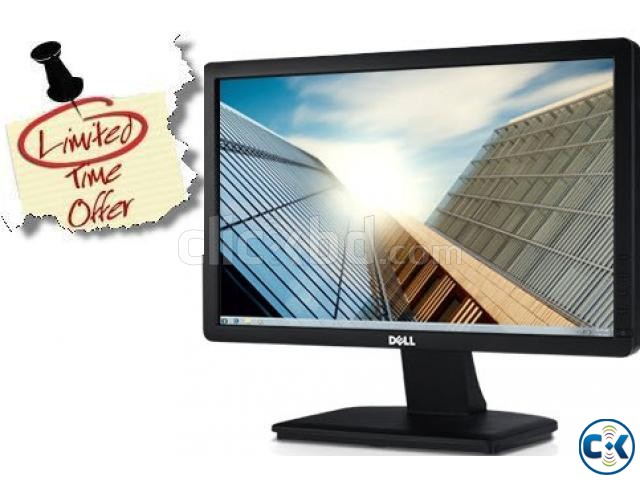 Dell E1916HV 18.5 TFT LED Widescreen Computer Monitor | ClickBD large image 2