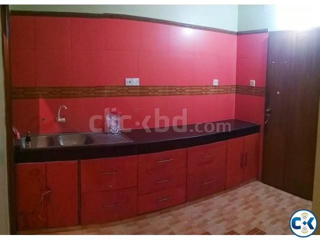 Large Appartment To-Let in Dhanmondi 8 A | ClickBD large image 0
