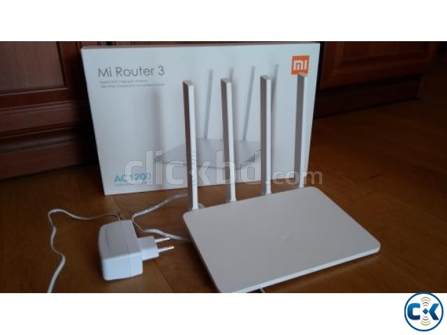 Xiaomi Router 3 AC1200 Global | ClickBD large image 0