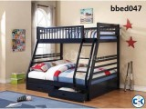 Bunk bed with box 047