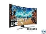 SAMSUNG 55 INCH NU8500 4K CURVED UHD TV-01915226092