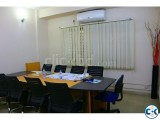 Shared Office Room in Baridhara Diplomatic Area