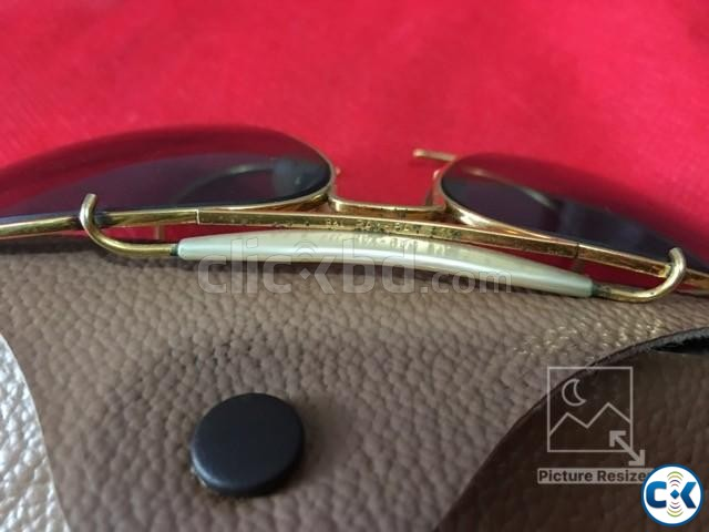 Original B L Ray Ban Outdoorsman Cable G-15 58mm | ClickBD large image 2