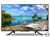 Sony Bravia 43W660F 43 Inch FULL HD Smart TV