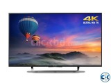 Sony Bravia 43X7500E 4K Smart Android LED
