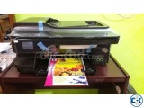 HP Office Jet 7612 A3 A4 Color WIFI Print Scan