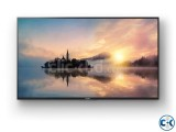 50 inch sony bravia W800C 3D ANDROID TV