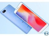 Brand New Xiaomi Redmi 6 32GB Sealed Pack With 3 Yr Warrnty