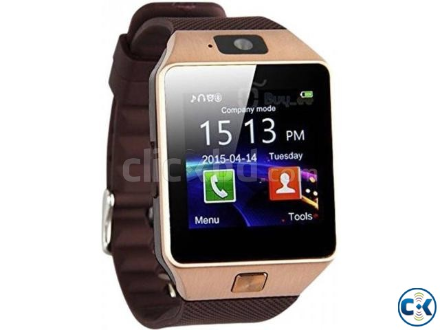 smart watch DZ09  | ClickBD large image 0
