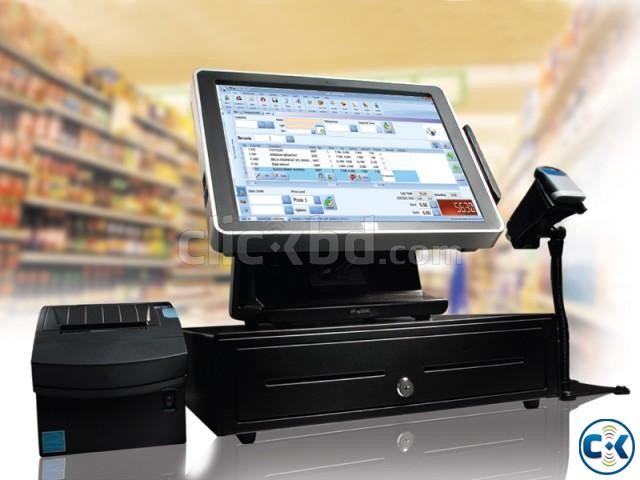 POS Point of Sale Software  | ClickBD large image 0