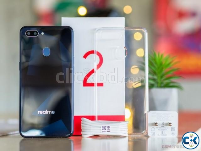 Brand New Realme 2 32GB Sealed Pack 3 Yr Warranty | ClickBD large image 3