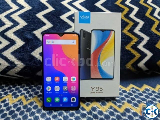 Brand New Vivo Y95 With Official Warranty | ClickBD large image 3