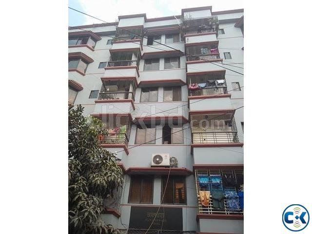 UTTARA 4 BED FLAT SALE SECTOR - 4 | ClickBD large image 0