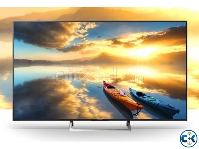 SONY BRAVIA 43X7500E HDR 4K SMART Android LED TV | ClickBD