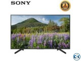 SONY BRAVIA 55X7000F HDR 4K SMART TV