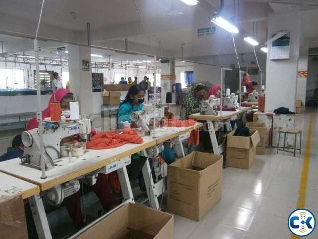 Garments Factory Sell | ClickBD large image 0