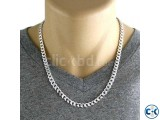 Silver Filled Men s Chain