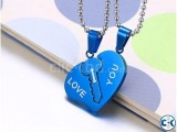 Love You Couple Pendant