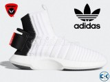 Adidas Crazy 1 Sock ADV Primeknit Shoes White