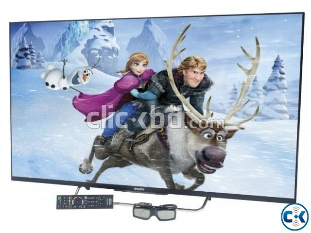 55 INCH W800C Sony Bravia 3D Android LED TV | ClickBD large image 0