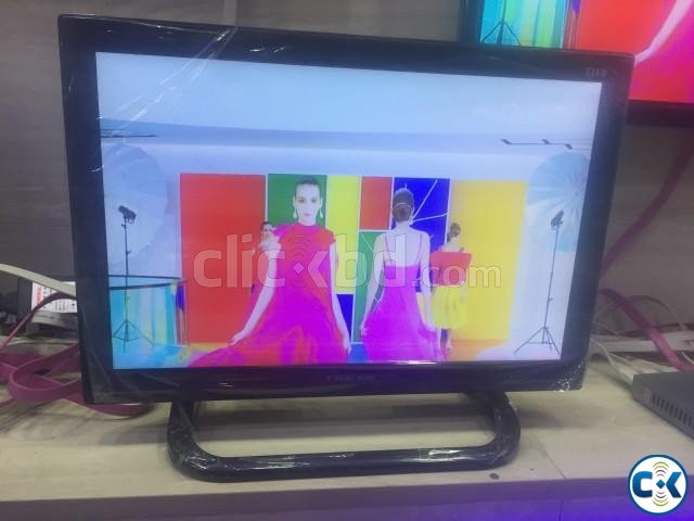 19 PILOT VIEW DOUBLE GLASS LED TV | ClickBD large image 1