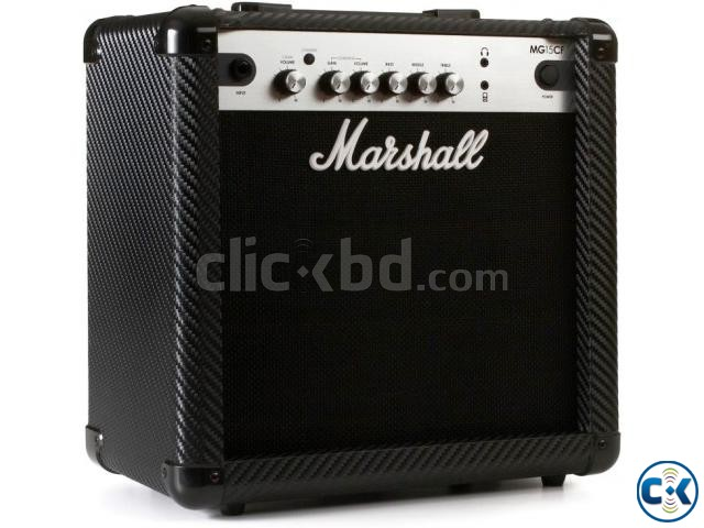 Brand New Marshall-MG15CF Combo Amplifier | ClickBD large image 0