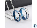 Couple Wedding Chain Love Devotion-2pc