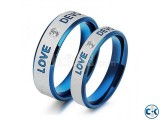 Couple Wedding Rings Love Devotion