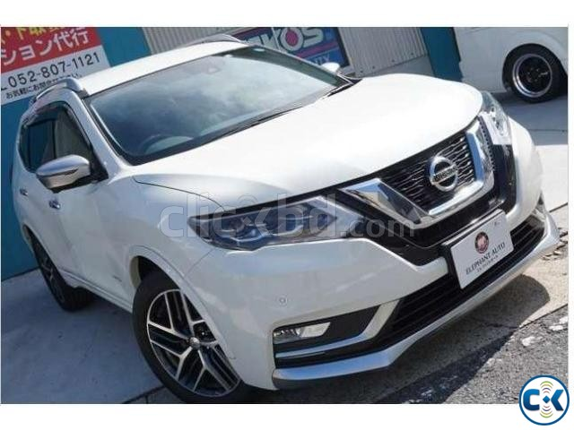 Nissan X-Trail MODE PREMIUM HYBRID 2018 | ClickBD large image 0