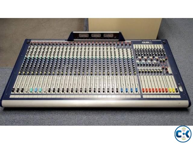 Soundcraft GB-8-24 Flight Case call-01748-153560 | ClickBD large image 0