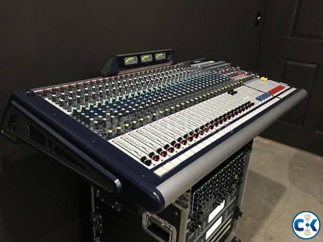 Soundcraft GB-8-24 Flight Case call-01748-153560 | ClickBD large image 1