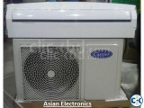 new carrier 1.5 ton air conditioner ac with 3 yrs warranty