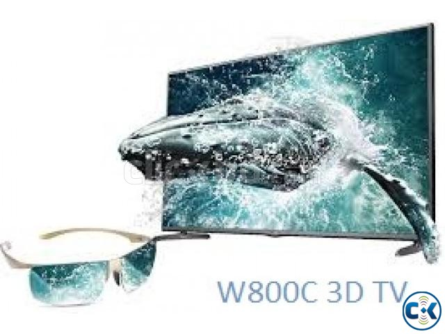 Sony Bravia W800c full HD LED smart television 43 inch tv | ClickBD large image 1