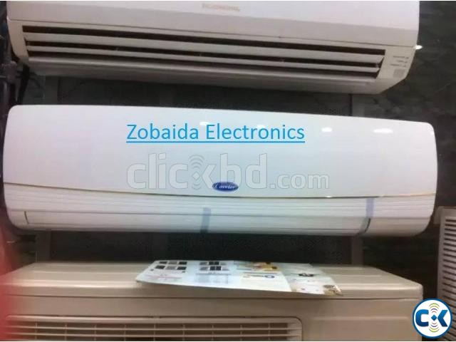 1.5 TON CARRIER SPLIT AC Air Conditioner Lowest Price | ClickBD large image 1