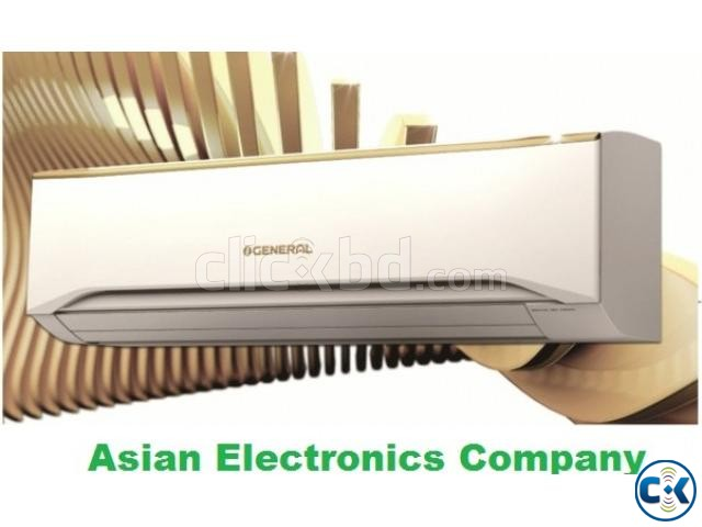 Thailand General Air Conditioner 1.5 Ton Split Type AC | ClickBD large image 0