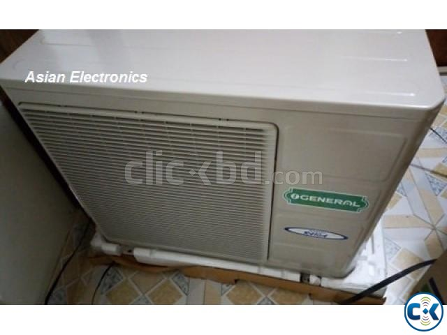 Thailand General Air Conditioner 1.5 Ton Split Type AC | ClickBD large image 2