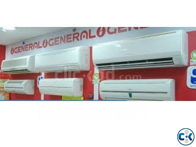 Thailand General Air Conditioner 1.5 Ton Split Type AC | ClickBD large image 4