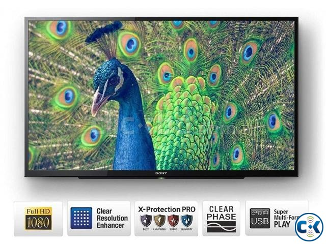 Sony Bravia FULL HD R352E 40 Inch LED TV | ClickBD large image 1