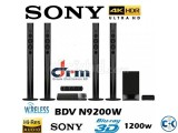 SONY BDV-N9200 CH 3D Blu Ray Home Theater System