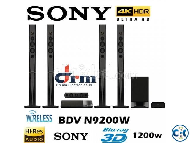 SONY BDV-N9200 CH 3D Blu Ray Home Theater System | ClickBD large image 0