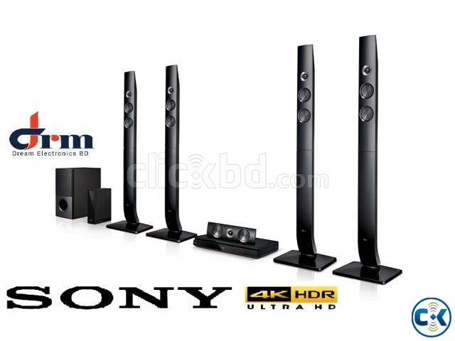 SONY BDV-N9200 CH 3D Blu Ray Home Theater System | ClickBD large image 1