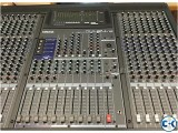 Yamaha 24 Channel Mixer GA 24 12 Used Call 01911910004